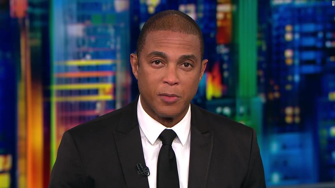 Lemon calls out Trump's tactic ... dodging  - CNN Video