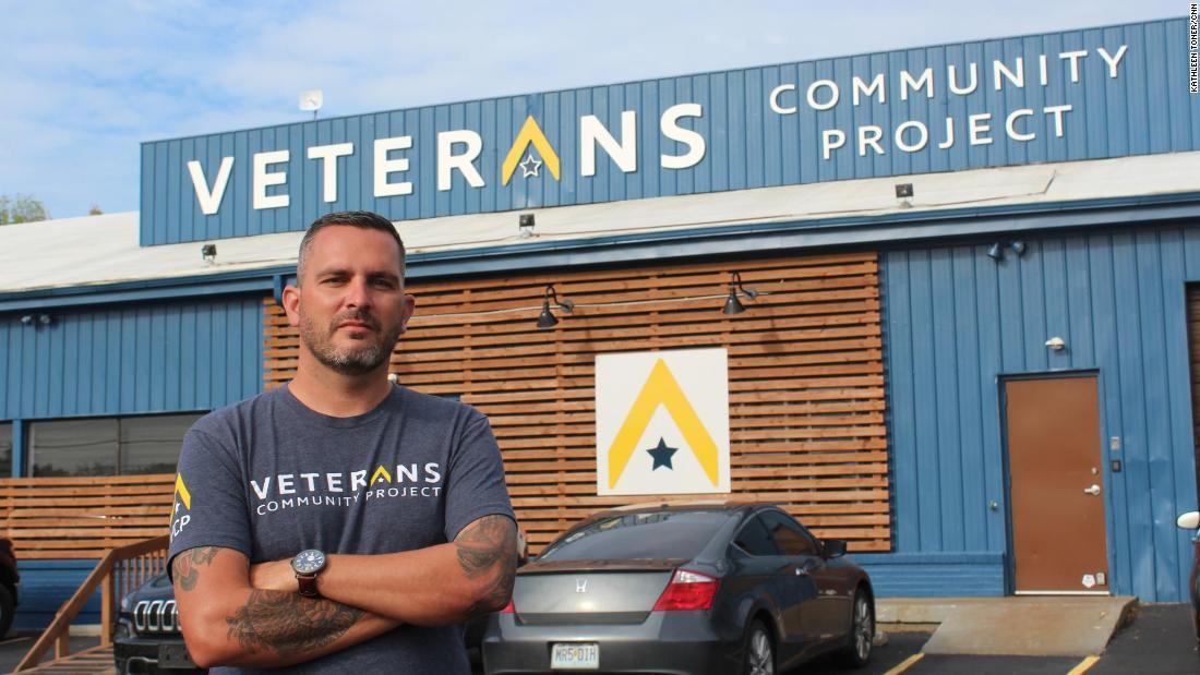 Veteran: Tiny houses for homeless vets make a lot of sense