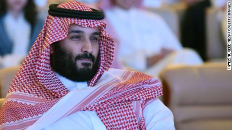 The man in charge of Saudi Arabia
