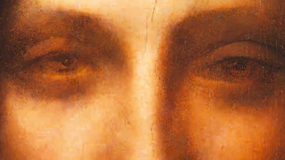 "The painting ""Salvator Mundi,"" attributed to Leonardo da Vinci, shows his exotropia, a new study says."