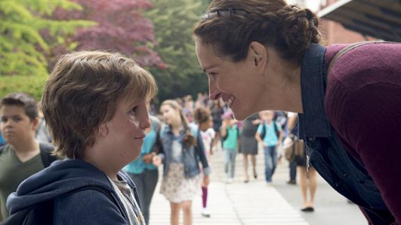 """<strong>""""Wonder""""</strong>: Based on a bestseller, this movie tells the heartwarming story of a boy with facial differences who enters a mainstream school for the first time. <strong>(Amazon Prime, Hulu) </strong>"""