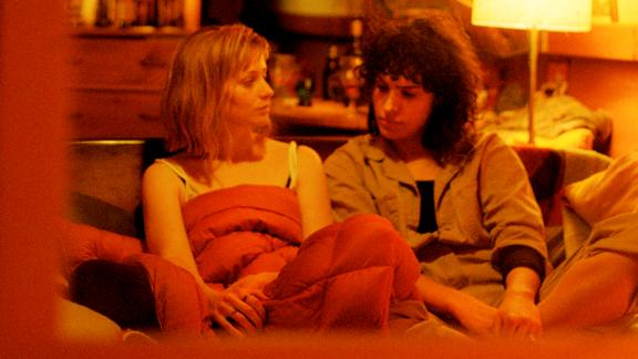 """<strong>""""The Bisexual""""</strong>: Life gets more interesting for Tania (Niamh Algar) and Leila (Desiree Akhavan) when the latter starts living her life as a gay woman, who also dates men, in this comedy. <strong>(Hulu) </strong>"""