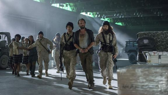"""<strong>""""Six"""" Season 2</strong>: Navy SEAL Team Six finds intrigue when they attempt to eliminate a Taliban leader in Afghanistan in this dramatic series. <strong>(Hulu)</strong>"""
