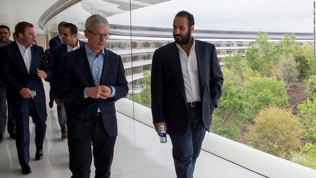 Big tech's ties with Saudi Arabia in doubt