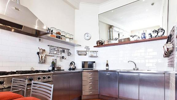 Pricey experience: The home is listed on HomeAway.com and is also listed on LondonPerfect.com. Prices range from $503 to $971 a night with a minimum four-night stay.