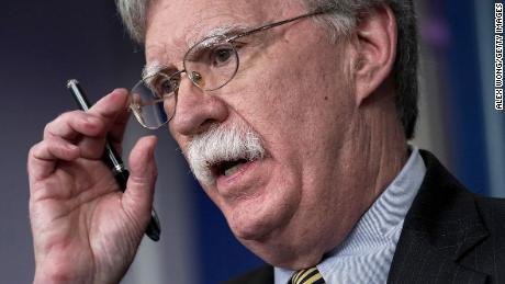 Trump National Security Team, military officials meet over Venezuela