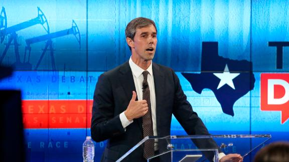 SAN ANTONIO, TX - OCTOBER 15:  U.S. Rep. Beto O