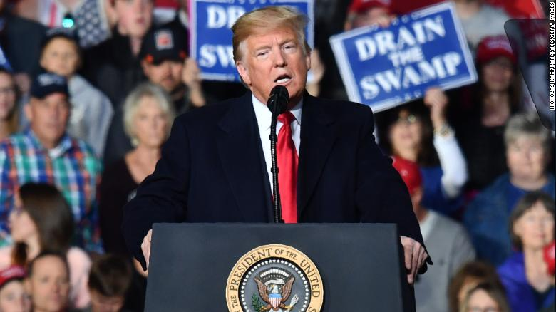 Reporter Lawmaker For Assaulting Praises - Trump Cnn Video