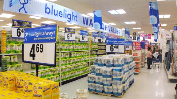 "During its heyday, Kmart was known for its ""blue light"" specials, sales announced in the stores that lasted for only 15 minutes."