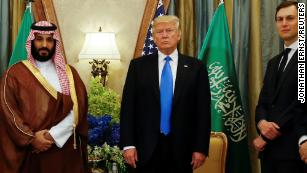 In order to crush Iran, Trump has to stick by bin Salman