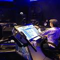 FredWreck in Snoop Dogg's studio