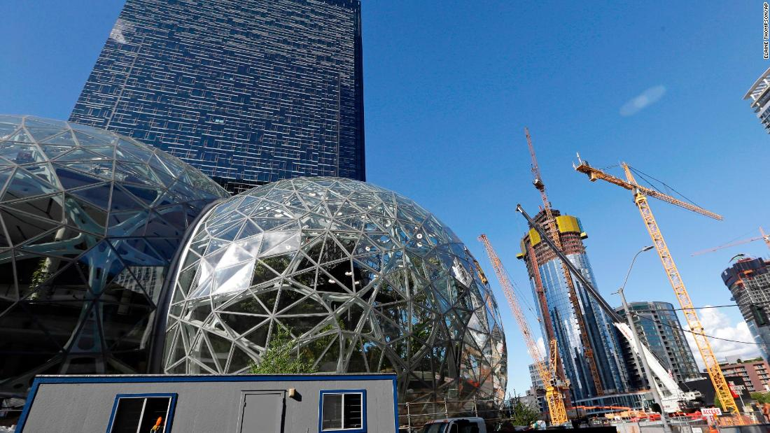 Everything we know about Amazon's HQ2 search – Trending Stuff
