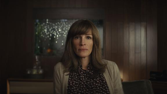 """<strong>""""Homecoming""""</strong>: Julia Roberts stars as a women who works at Homecoming, a facility helping soldiers transition to civilian life. When the Department of Defense questions why she leaves her role years later, she realizes there's a whole other story behind the one she's been telling herself. <strong>(Amazon Prime) </strong>"""