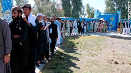 4 million vote in Afghanistan despite violence and technical glitches