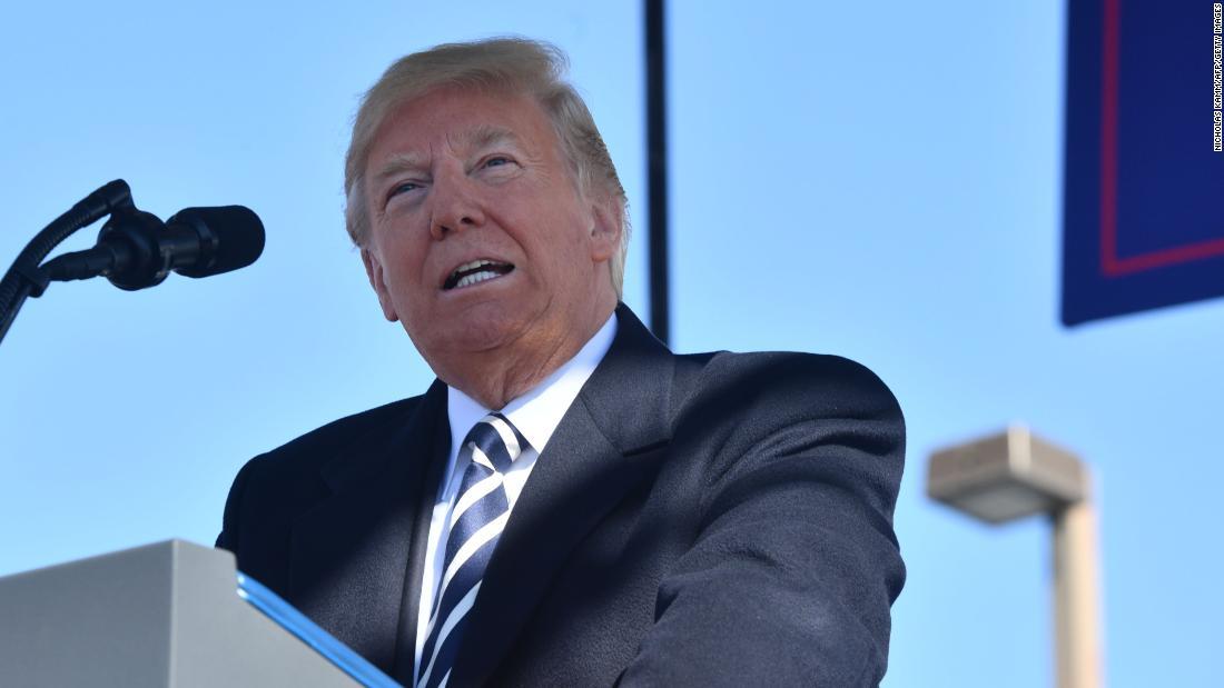 """特朗普威胁核聚集,直到其他国家""""感觉到""""为止"""