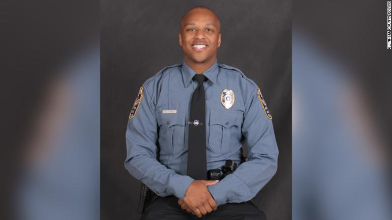 officer antwan toney of gwinnett county police shot to death cnn