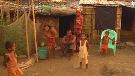 Inside Myanmar's open-air prisons