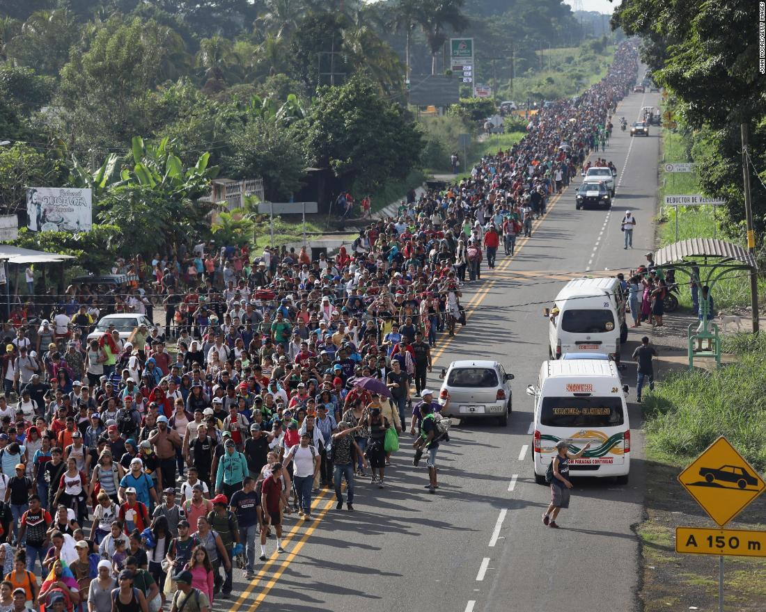 Image result for illegals rushing across the border