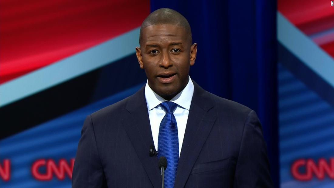 Gillum: I'd be a governor that believes in science - CNN Video