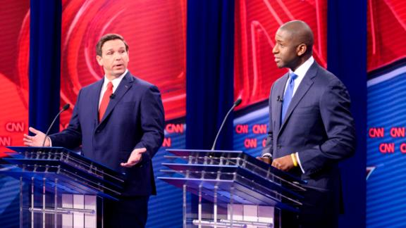 CNN Florida Governor's Debate 2018 