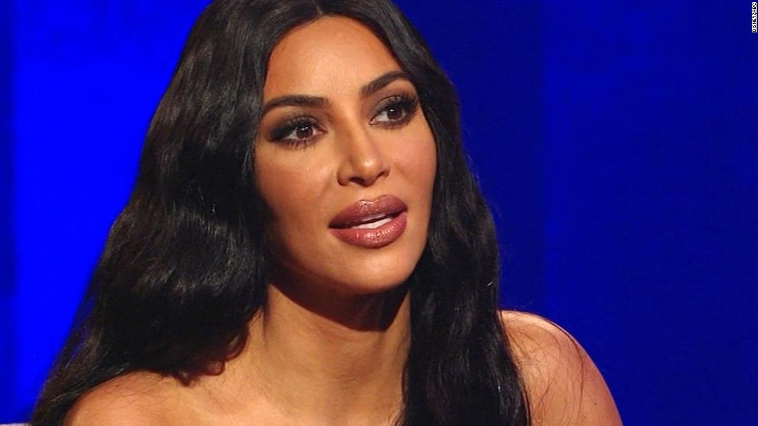 Kardashian recalls finding out about Caitlyn