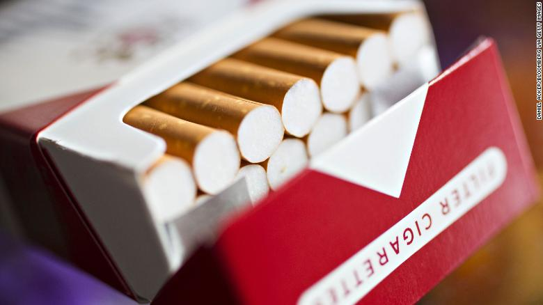 As well as Marlboro, Phillip Morris owns e-cigarette and heated tobacco brands.