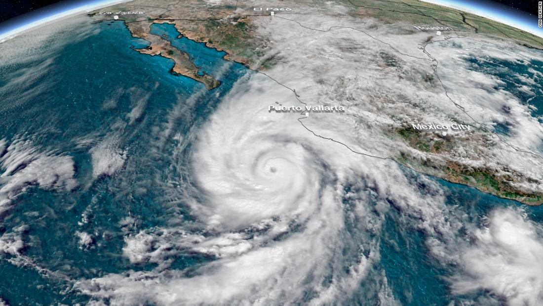 extremely dangerous category 4 hurricane willa nearing mexico s