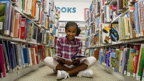 Marley Dias, the brains behind #1000 Black Girl Books.