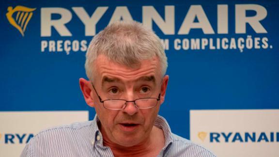 Ryanair CEO Michael O
