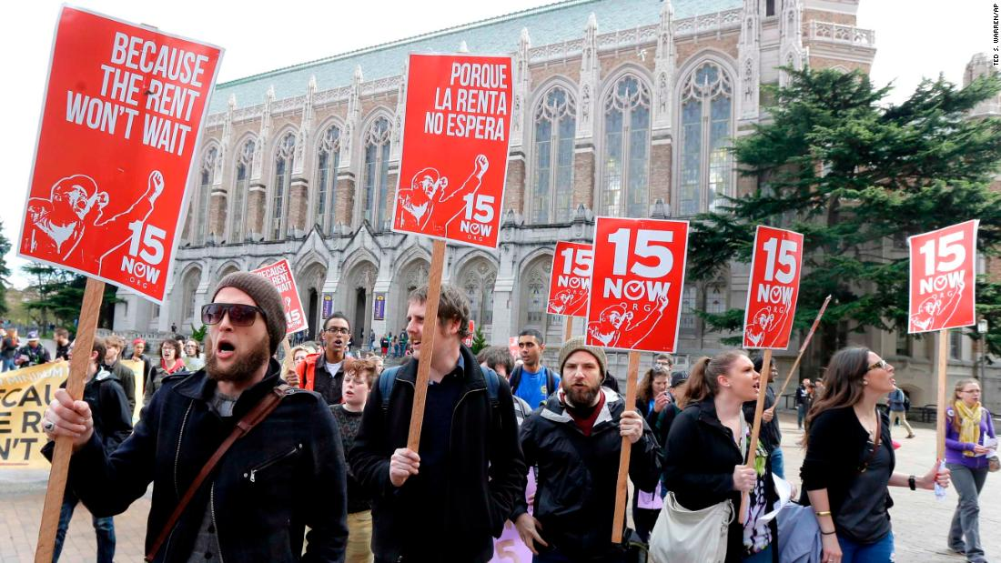 Seattle is a guinea pig for $15 minimum wage. Here's what the latest research shows