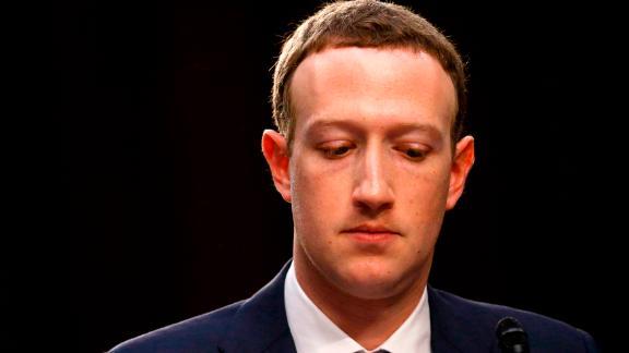 Facebook CEO Mark Zuckerberg (REUTERS/Leah Millis)