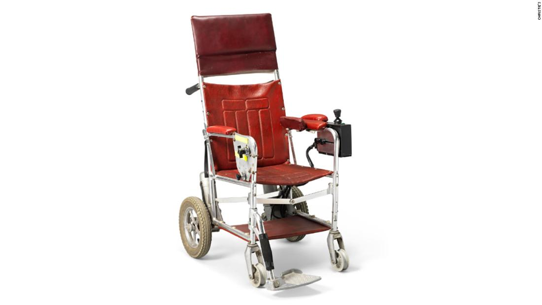 Stephen Hawking's PhD and wheelchair go to auction - CNN Style on trailer house designs, dog house designs, airplane house designs, shower house designs, wheelchair friendly house plans, beach house designs, school house designs, handicapped house designs, home bar designs, computer house designs, bathroom house designs, wheelchair house chair, wooden handicap ramp designs, smoking house designs, wheelchair kitchen designs, wheel house designs, car house designs, family house designs,