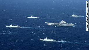 US will not ignore China's behavior in South China Sea, acting defense secretary says