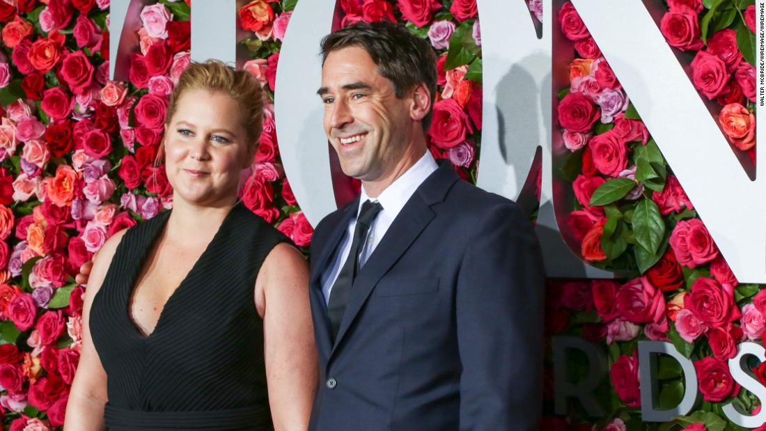 Amy Schumer on why she revealed her husband's autism diagnosis