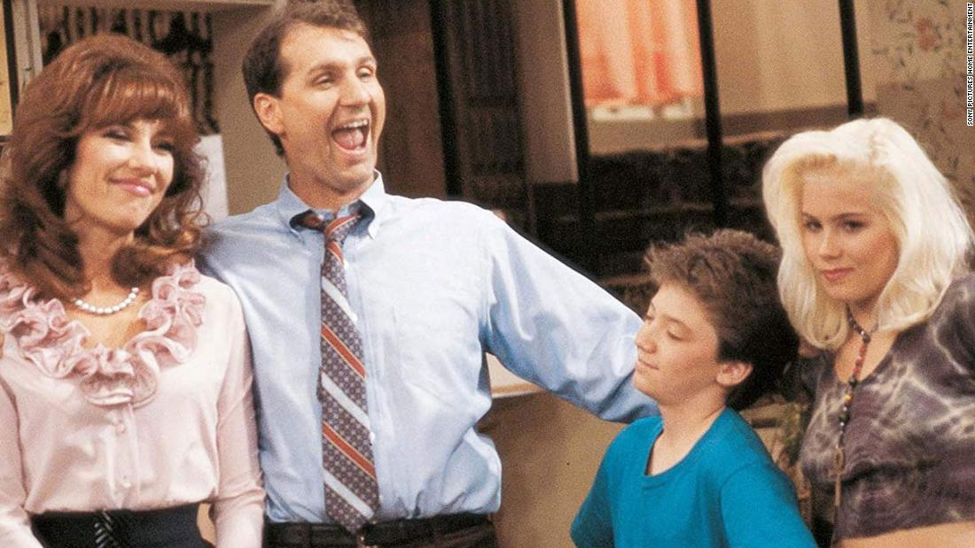 """Married with Children"" : Speaking of dysfunctional families, all of the episodes of this popular Fox comedy series are streaming over on Hulu."