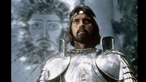 """<strong>""""Excalibur""""</strong>: Merlin the magician helps Arthur Pendragon unite the Britons around the Round Table of Camelot, even as dark forces conspire to tear it apart in this fantasy drama. <strong>(Amazon Prime) </strong>"""