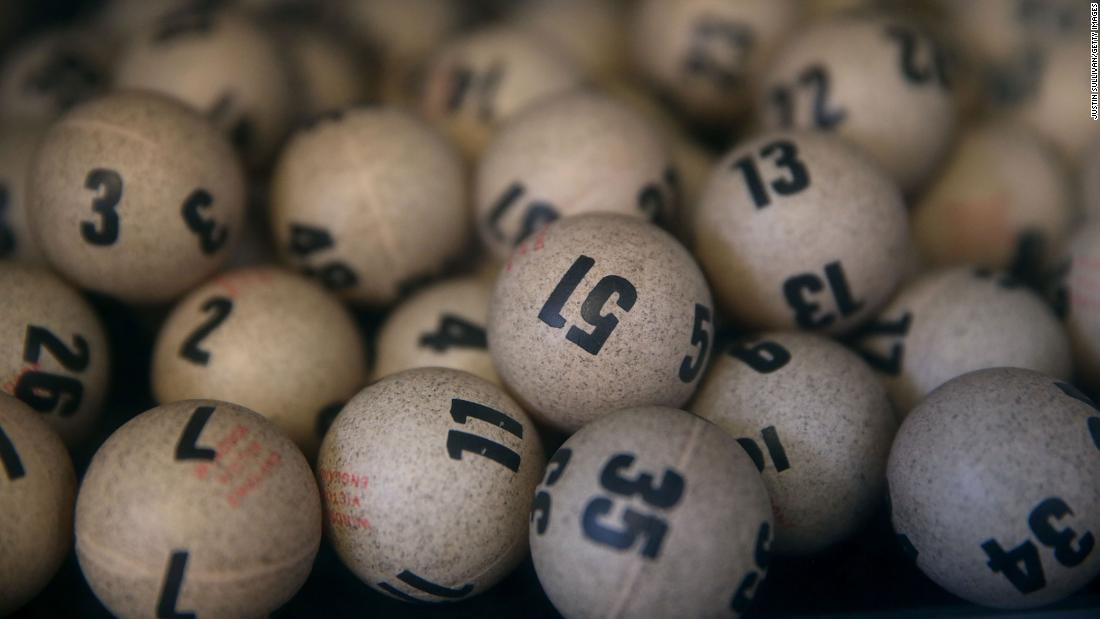 The winning numbers for the $625M Powerball jackpot