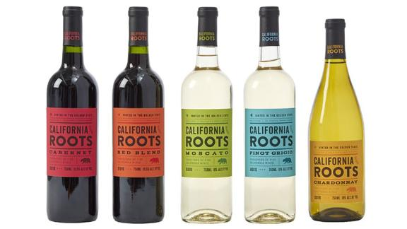 $5 California Roots at Target.