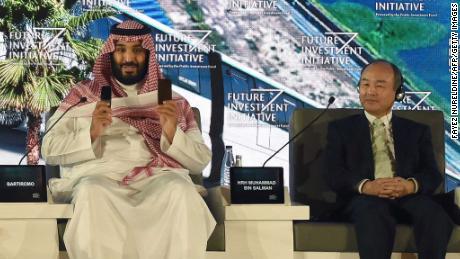 SoftBank's Masayoshi Son is skipping 'Davos in the desert' - CNN