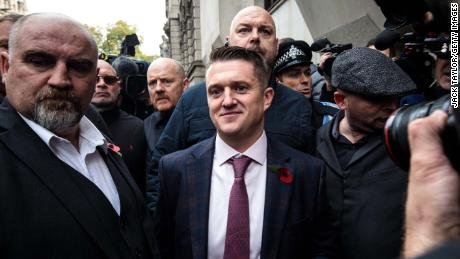Tommy Robinson appointed as UKIP adviser - CNN
