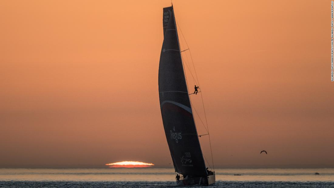 "Portuguese photographer Ricardo Pinto has won the <a href=""http://www.yachtracingimage.com/"" target=""_blank"">Mirabaud Yacht Racing Image</a> award for 2018. His picture of the yacht Scallywag was taken during the Volvo Ocean Race."