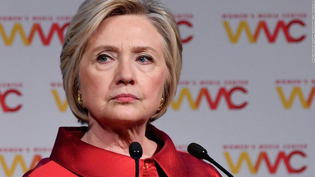 Please, Hillary, don't do it