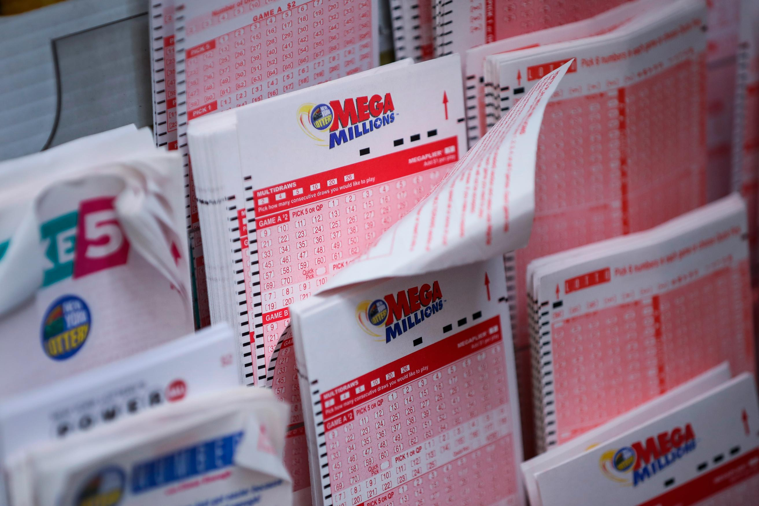 Mega Millions Jackpot Grows With Next Drawing On New Year S Day