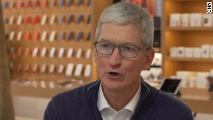 Tim Cook wants stricter privacy laws