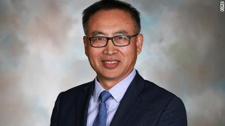 Ford's new China CEO, Anning Chen, previously headed the Chinese state-owned automaker Chery.