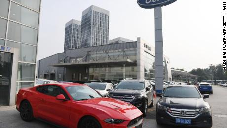 Ford will introduce 30 new models in China over 3 years