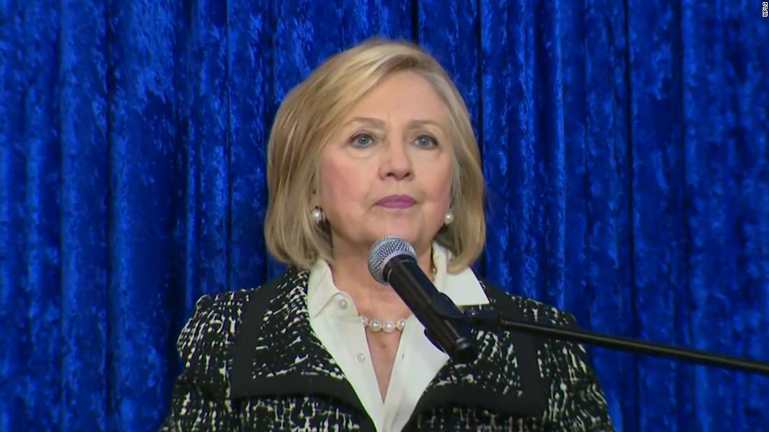 Wait, Hillary might run for president again?