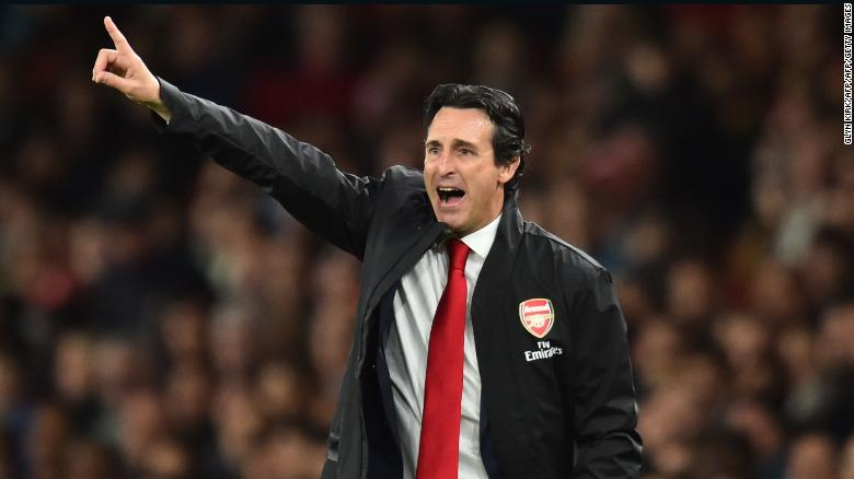 There was renewed hope when Unai Emery replaced Arsene Wenger.