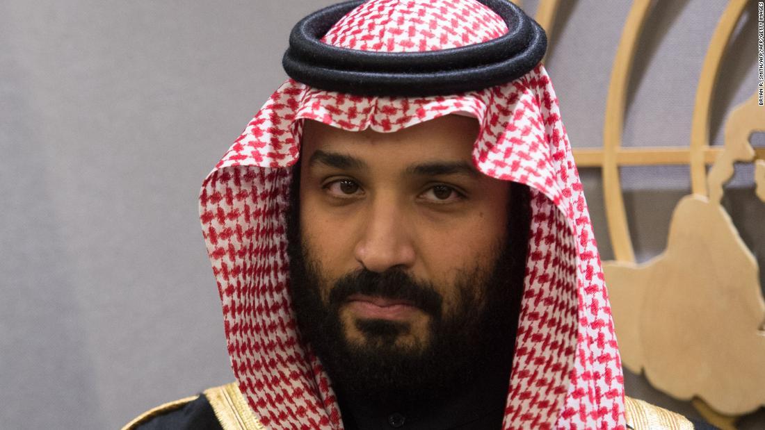 NYT: Audio could implicate Saudi Crown Prince