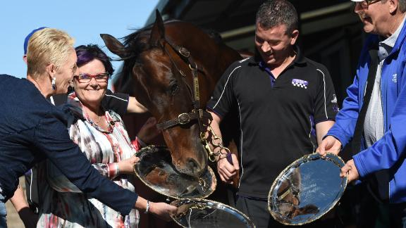 Bowman secured a third successive Cox Plate win on Winx in 2017. The win helped retain her standing as the world